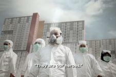 Film pendek ini untuk seluruh umat manusia yang berjuang lawan corona