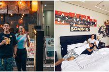 9 Penampakan rumah Andrea Dian & Ganindra Bimo, ada tempat gym