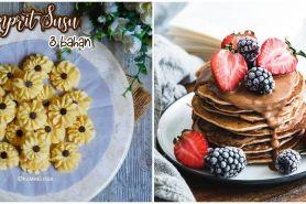 15 Resep kue wajan enak, sederhana, praktis, & mudah dibuat
