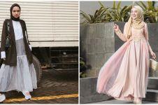 15 Tren baju Lebaran muslimah 2020 elegan dan syar'i