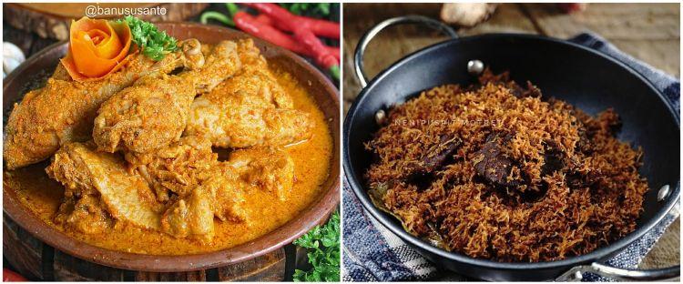 17 Resep masakan Lebaran, istimewa, enak dan mudah dibuat