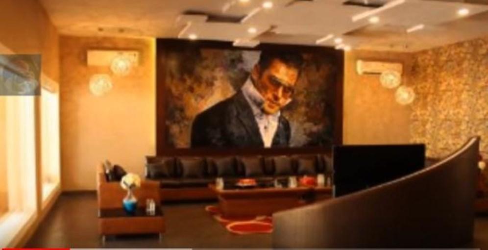 apartemen Salman Khan berbagai sumber