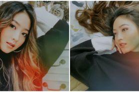 10 Gaya pemotretan virtual Natasha Wilona, bak artis Korea