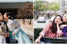 8 Potret Jessica Mila dan sang mama yang jarang tersorot