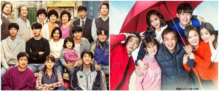 10 Drama Korea tema keluarga ini cocok ditonton saat Lebaran