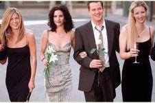 Ingat sitkom Amerika 'Friends'? Ini kabar terbaru 6 pemainnya