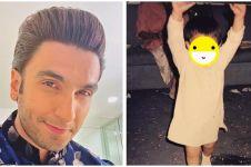 9 Potret masa kecil Ranveer Singh, bikin pangling