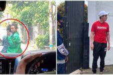 Detik-detik Baim Wong dicegat orang di jalan, paksa minta bantuan