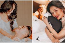 7 Penampakan rumah Siti Badriah, foto bareng suami curi perhatian