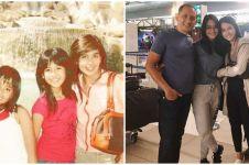 Jarang terekspos, ini 10 momen hangat Maudy Ayunda bareng keluarga