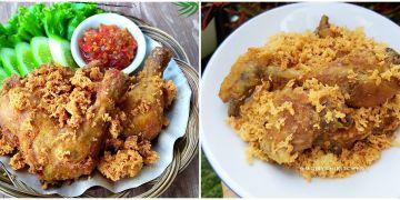8 Resep kreasi ayam kremes sederhana, gurih, dan nikmat
