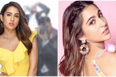 10 Potret Sara Ali Khan, putri tiri Kareena Kapoor yang memesona