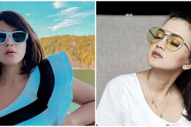 10 Potret Tania Putri 'Kepompong' kini jadi hot mama