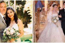 Beda konsep pernikahan 7 seleb Tanah Air di luar negeri, minim tamu