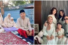 8 Momen Lebaran keluarga Ayu Ting Ting, penuh kebahagiaan