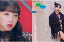 10 Potret transformasi Maknae Idol K-Pop, ada Lisa BLACKPINK