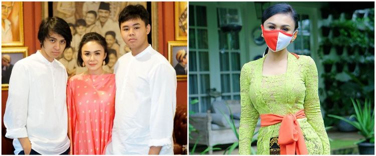 Cerita Yuni Shara ogah terima tamu saat Lebaran demi ibunya