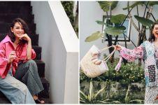 10 Penampakan rumah Andien Aisyah, desainnya etnik tropis
