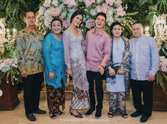 Baim Wong dan sang mertua Instagram