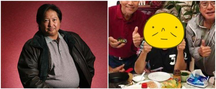 Lama tak muncul, kini aktor laga legendaris Sammo Hung bertubuh kurus