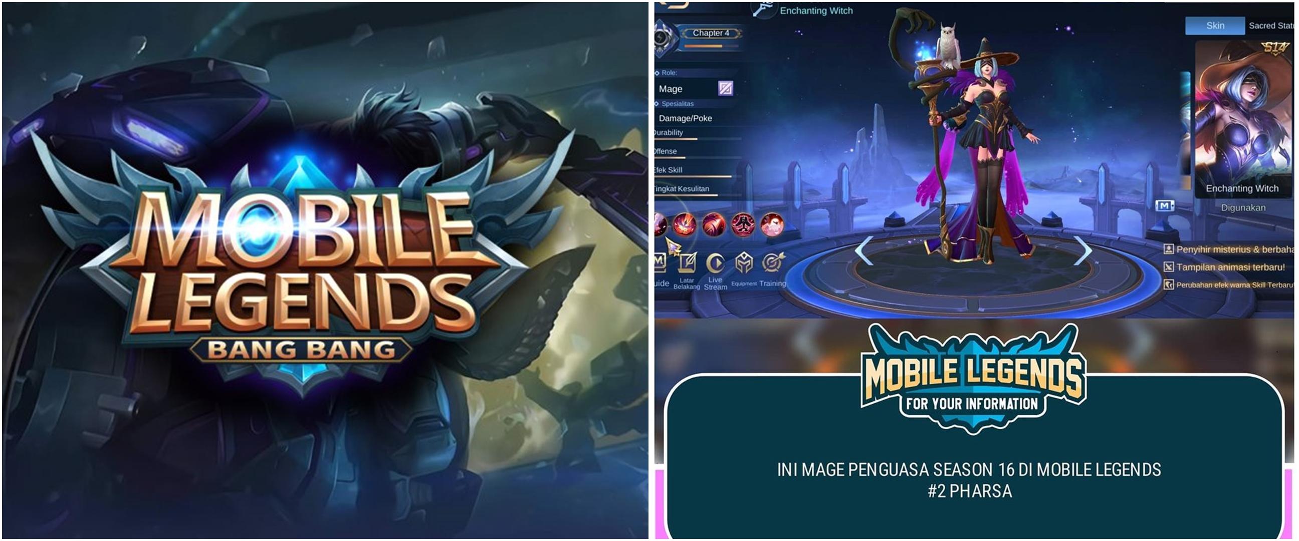 5 Hero Mage Mobile Legends terkuat, gamers wajib bisa