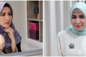 8 Potret pesinetron Rina Diana kenakan hijab, simple tapi elegan