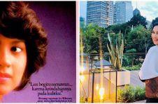 7 Potret lawas Ira Wibowo di era 80 hingga 90-an, cantiknya awet