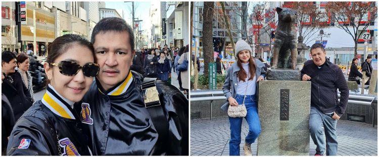 10 Momen kebersamaan Mikha Tambayong & sang ayah yang jarang tersorot