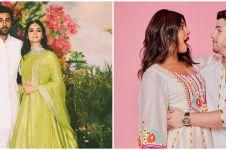5 Potret dulu vs sekarang pasangan seleb Bollywood, mesranya awet