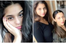 9 Momen kebersamaan Shah Rukh Khan & sang putri, kompak banget