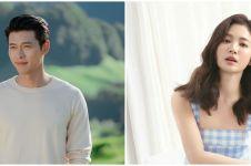 Dikabarkan balikan, ini 7 potret kedekatan Hyun Bin dan Song Hye-kyo