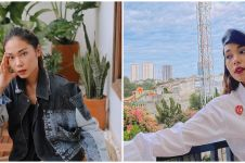 8 Potret rumah Ayla Dimitri, suasananya asri dan nyaman abis