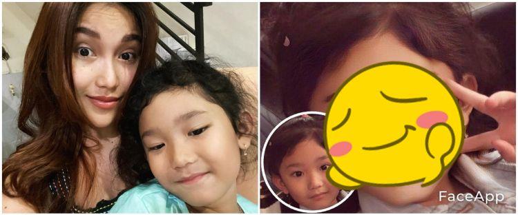 4 Anak seleb ikut Oplas Challenge, putri Ayu Ting Ting bak Barbie