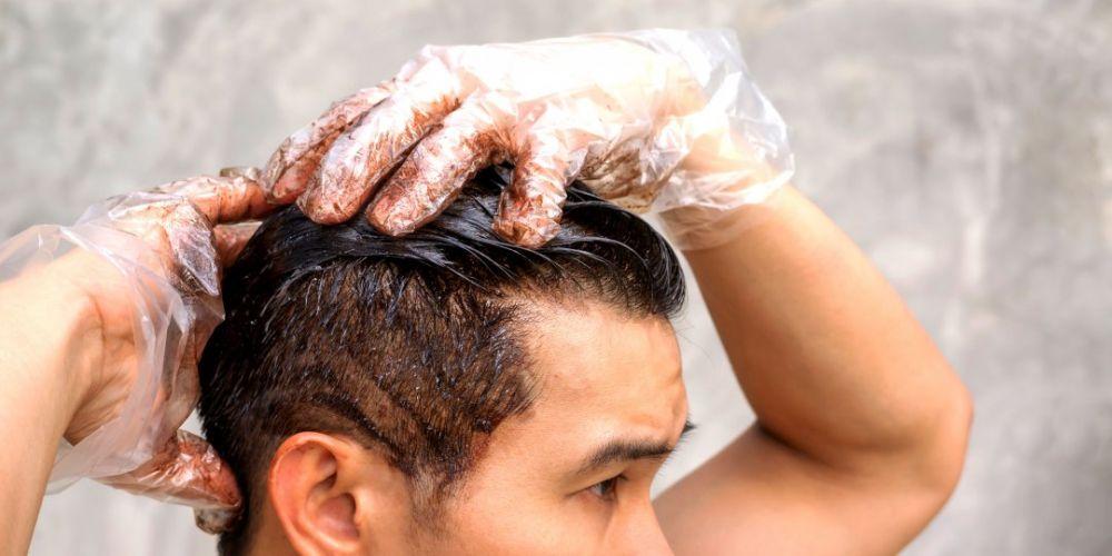 cara mewarnai rambut sendiri di rumah Istimewa