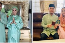 Sah secara negara, ini 7 momen bahagia Zaskia dan Sirajuddin