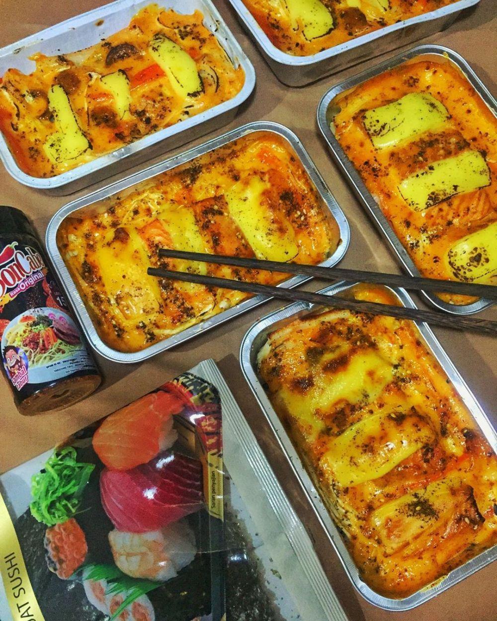 Resep Mentai Rice © 2020 brilio.net
