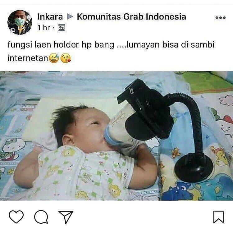 status lucu isengnya bapak-bapak © 2020 instagram.com