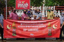 Teh Pucuk bantu UMKM di masa pandemi lewat aksi berbagi kebaikan