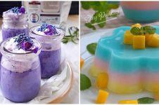 8 Resep silky puding, lembut, manis dan gampang dibuat