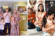 9 Momen syukuran Anang-Ashanty angkat anak ART jadi putri ke-5