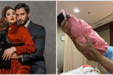 6 Potret anak ketiga Tania Nadira, paras bayi jadi sorotan