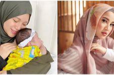 Pesan haru Chacha Frederica untuk anaknya usia sebulan, menyentuh