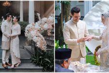 10 Potret pernikahan Fitria Yusuf,  anak bos perusahaan jalan tol