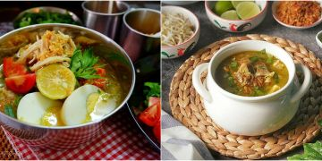 10 Resep soto khas dari berbagai daerah, mudah dan enak