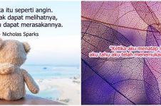 45 Kata-kata romantis singkat, terbaik dan menyentuh hati