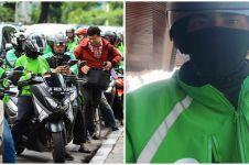 Kisah driver ojol di Denpasar tempuh 40 km dan gratiskan penumpang