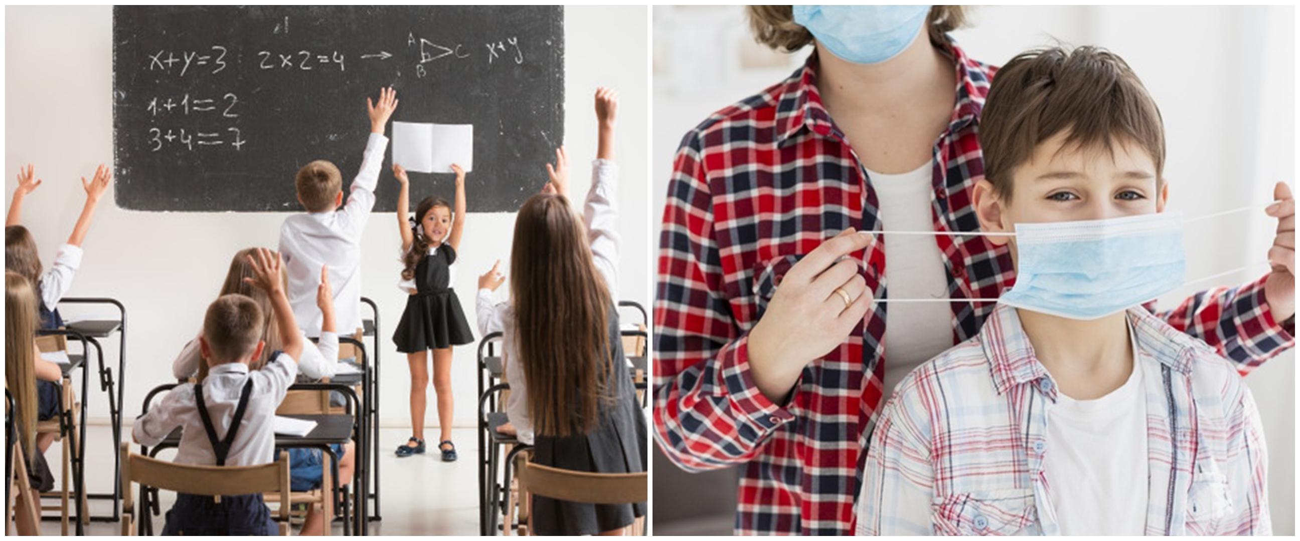 6 Tips untuk orang tua hadapi new normal anak di sekolah