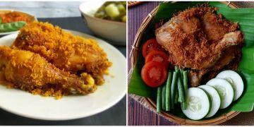 5 Resep kreasi ayam goreng serundeng, enak, gurih, dan mudah dibuat