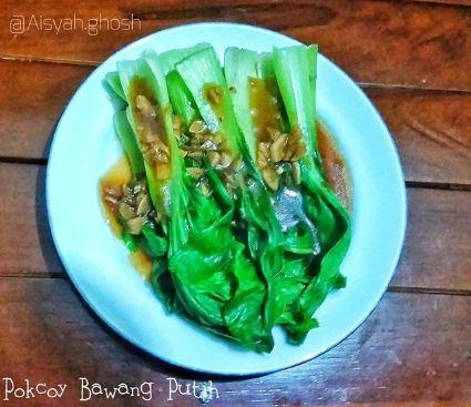 resep kreasi tumis sayur pokcoy © 2020 brilio.net