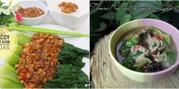10 Resep kreasi tumis sayur pokcoy, enak dan menyehatkan